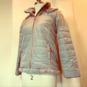 Abercrombie Kids GIRLS Puffer Jacket